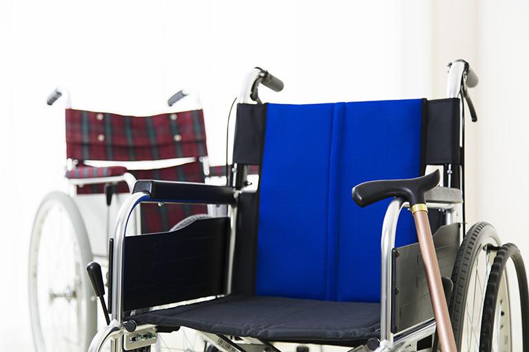 訪問診療・障がい者治療